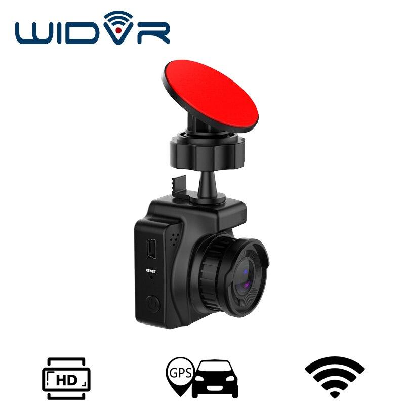 WIDVR nuevo coche dvr GPS WIFI Novatek 96658 Cámara Full HD 1080 P Cámara del coche 1,5 IPS pantalla coche dvr dash cam visión de noche