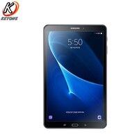 Original new Samsung GALAXY Tab A 10.1 T580 WIFI Tablet PC 2GB RAM 16GB ROM Octa Core 7300mAh Dual Camera Android PC tablet