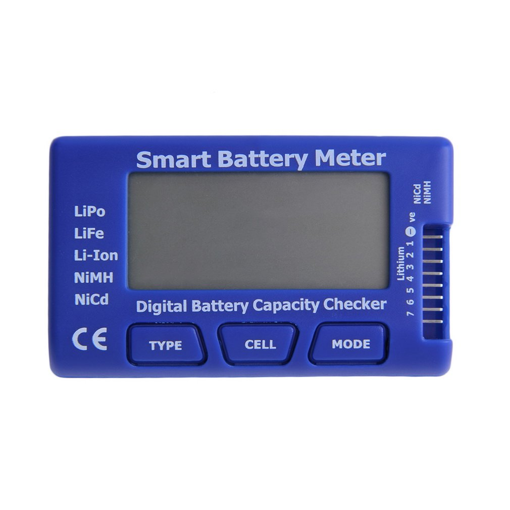 5 In 1 Smart Batterie Meter Mit Balance Entladung Esc Servo Ppm Tester Arrvial Heißer Verkauf