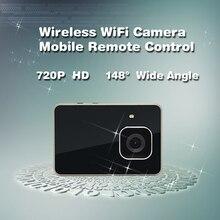 2015 New Wireless WIFI IP Camera P2P Mini Camcorder Webcom Camera 720P H.264 Format Recorder Baby Monitor Surveillance Free Ship