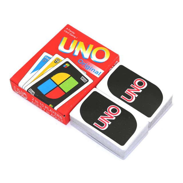 108 pcspack baby family entertainment board game uno cards playing games puzzle jokes funny