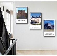 blingird landscape castle inspirational motivational