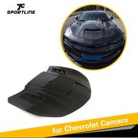 Carbon Fiber Engine Hood Bonnet For Chevrolet Camaro Coupe 2016 2017 2018