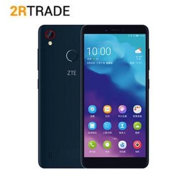 Lame d'origine ZTE A4 Android 8.1 4 go de RAM 64 go ROM Snapdragon Octa Core double carte SIM 4G-LTE Smartphone