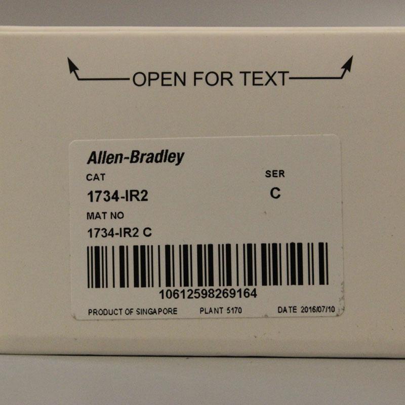 1734-IR2 1734IR2 PLC Controller,New & Have in stock1734-IR2 1734IR2 PLC Controller,New & Have in stock