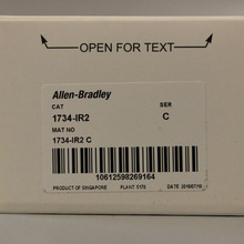 1734-IR2 1734IR2 PLC Controller,New & Have in stock
