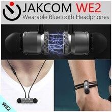 JAKCOM WE2 Wearable Fone de Ouvido Bluetooth Novo produto de cancelamento de ruído fone de ouvido sem fio bluetooth celular android