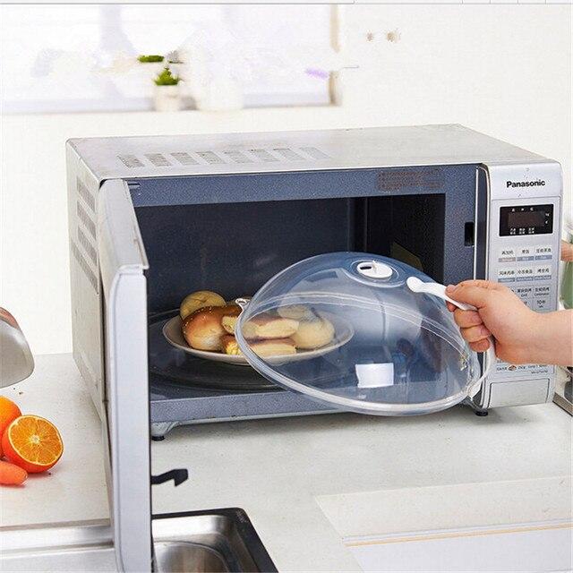 1 Pcs Vanzlife Home Plate Microwave Plastic Food Cover Refrigerator Fresh Lids