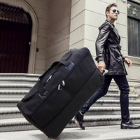 34 дюймов большой емкости чемодан на колесиках большой дорожная сумка с колесиками carry on spinner чемодан на колесиках сумка