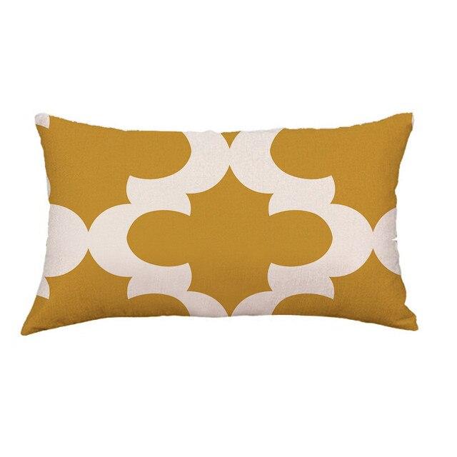 2017 Nuove Linee Geometriche Divano Letto Decorazione Domestica Festival Pillow