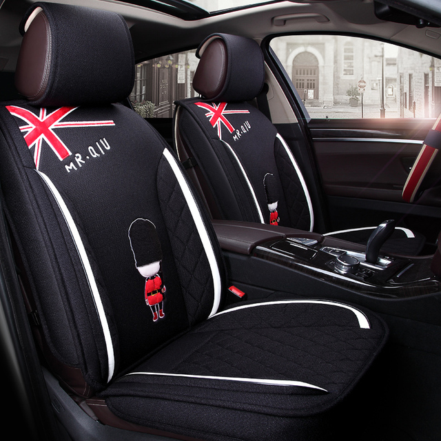 Fine Us 136 88 25 Off Car Seat Cover Covers Automobiles Cars For Chrysler 300C Grand Voyager Voyager Ford Explorer 5 Fusion Kuga 2 2014 2013 2012 In Andrewgaddart Wooden Chair Designs For Living Room Andrewgaddartcom