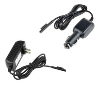2in1 US Plug 12V 2 58A AC DC Home Charger Car Charge Power Supply Charging Adapter