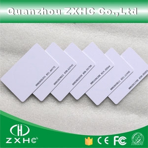 Image 2 - (100 pz/lotto) Smart Card RFID Tag 125 KHZ TK4100 (compatibile EM4100) ID di Controllo di Accesso di Carte ISO 14443