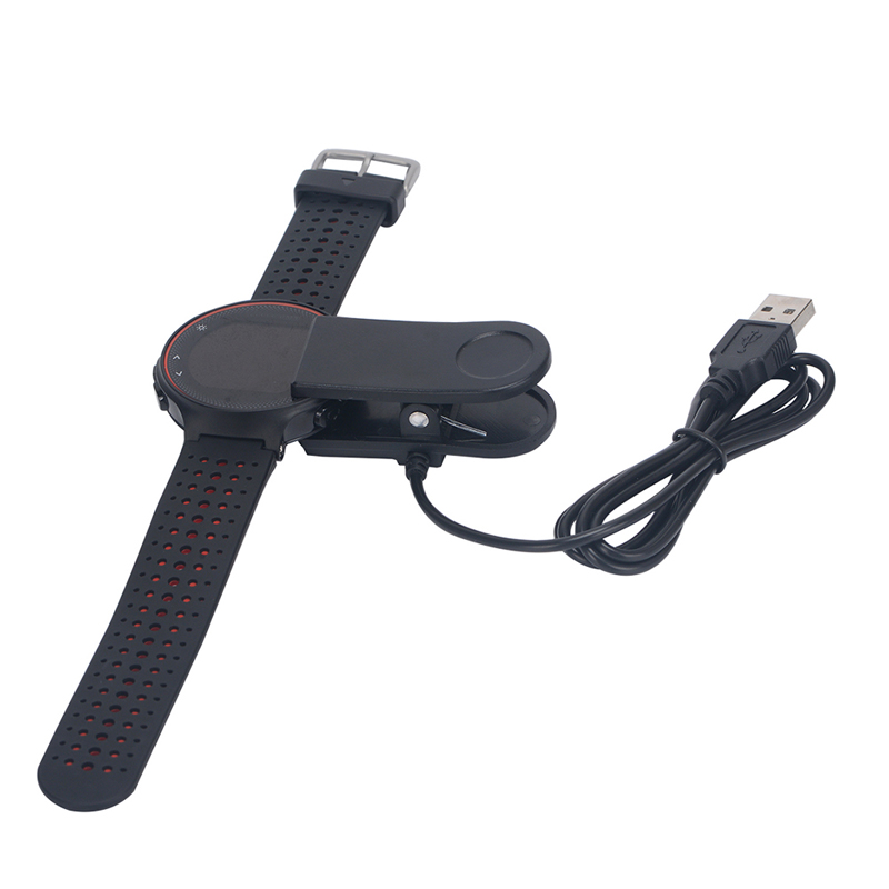 1M USB Clip Charger USB Charging Cable for Garmin Forerunner 230 I 235 I 630 Models  недорого