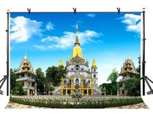 150x210cm Photography Backdrop Architecture Scenery Background Studio Props