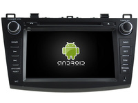 Android CAR Audio DVD Player FOR MAZDA 3 2010 2012 Gps Car Multimedia Head Device Unit