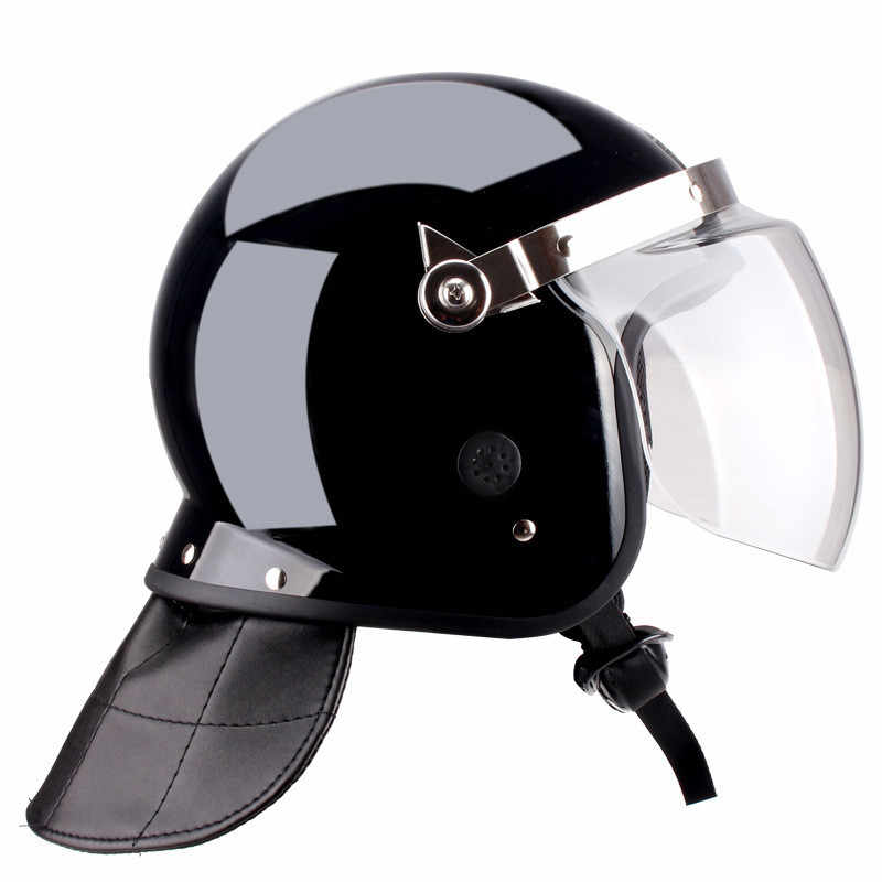 GB special riot helmet protective safety helmets The security guard helmet On duty helmet
