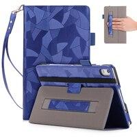 Luxury Business Case Cover For Lenovo Tab 4 8 Plus TB 8704F TB 8704N 8 Smart