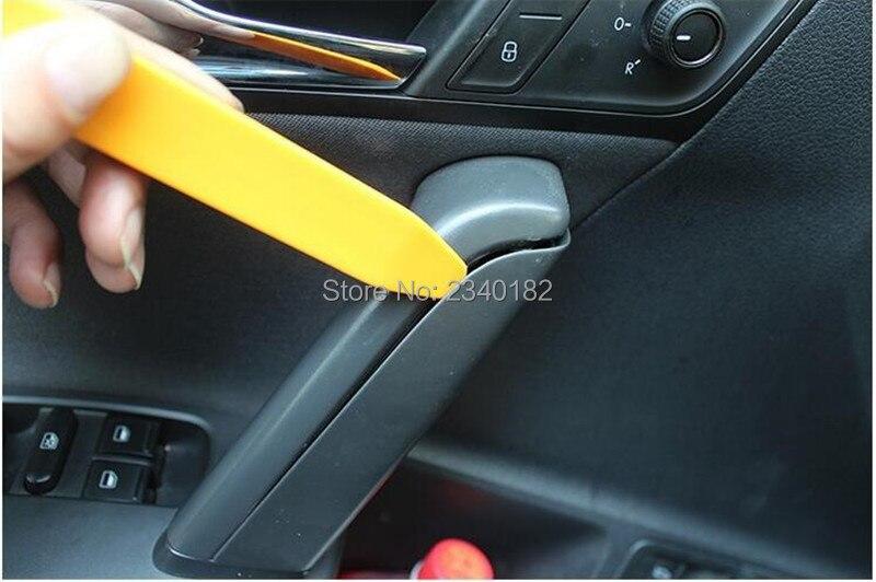 4pcs car styling car radio door clip audio installer pry tool for volvo xc60 s60 s80 s40 v60 v40 xc90 v70 xc70 v50 accessories