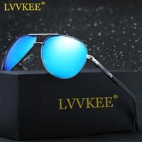 2017 NEW Fashion Brand Designer Men S Aviation Sunglasses For Women Driving HD Polarized Sunglasses UV400