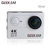 Original Action Camera GEEKAM H9 H9R Ultra HD 4k WiFi 1080P 2 0 LIVE 170D Sport