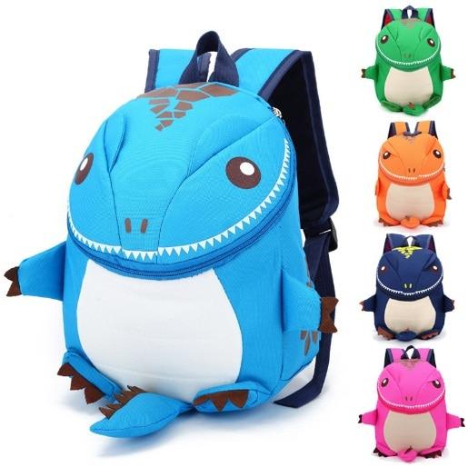 fe64e8de1dd ... los angeles a8281 8e581 mylb 3D Dinosaur Backpack For Boys Children  backpacks kids kindergarten Small SchoolBag ...