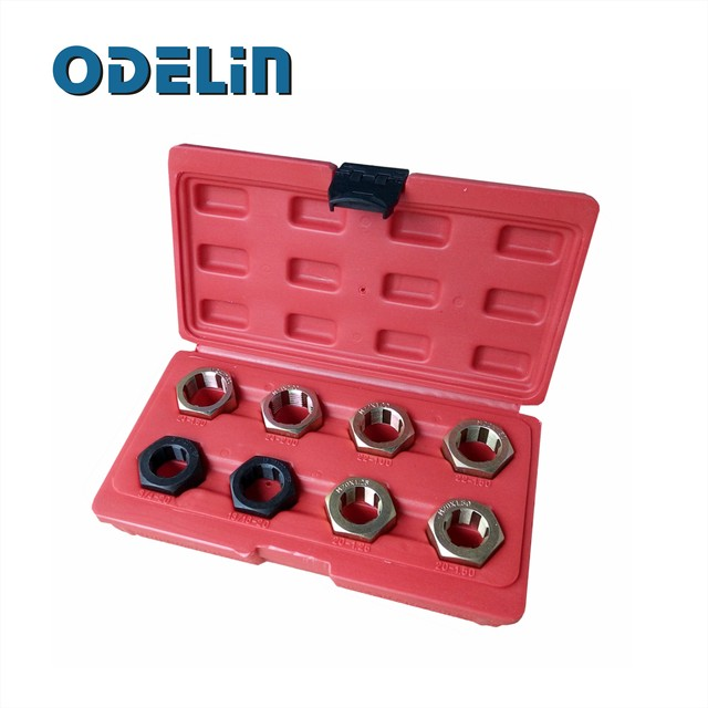 CV Joint Thread Chaser 8Pc Auto Tools