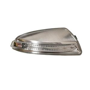 Image 4 - For Mercedes W204 C250 C300 C350 C63 Door Mirror Turn Signal Yellow Light A2048200821