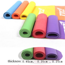 Various Strength Latex Resistance Bands