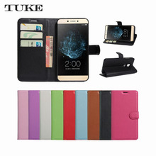 Brand Tuke Huawei Nova Smart Case Wallet Stand PU Leather Case 5.0″ Flip Phone Case For Huawei Nova Smart/ Enjoy 6S / Honor 6C