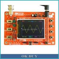 DSO138 2.4 TFT LCD Digital Oscilloscope 1Msps + Probe Analog Bandwidth (Welded)