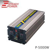 5kw Pure Sine Wave Inverter 24v 220v 5000w Generator On Grid Solar Inverter 5000 Watt Inverter