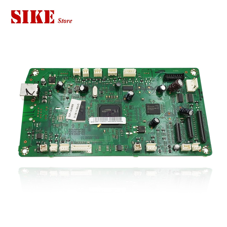 レーザープリンタメインボード CLP 310 CLP 310 CLP310 フォーマッタボードメインボードロジックボード  グループ上の パソコン & オフィス からの プリンタ部品 の中 1