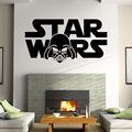 Star Wars Posters Peel and Stick Wall Stickers for Kids Boys Rooms PVC Cartoon Wall Decal Home Decoration Art Wallpaper