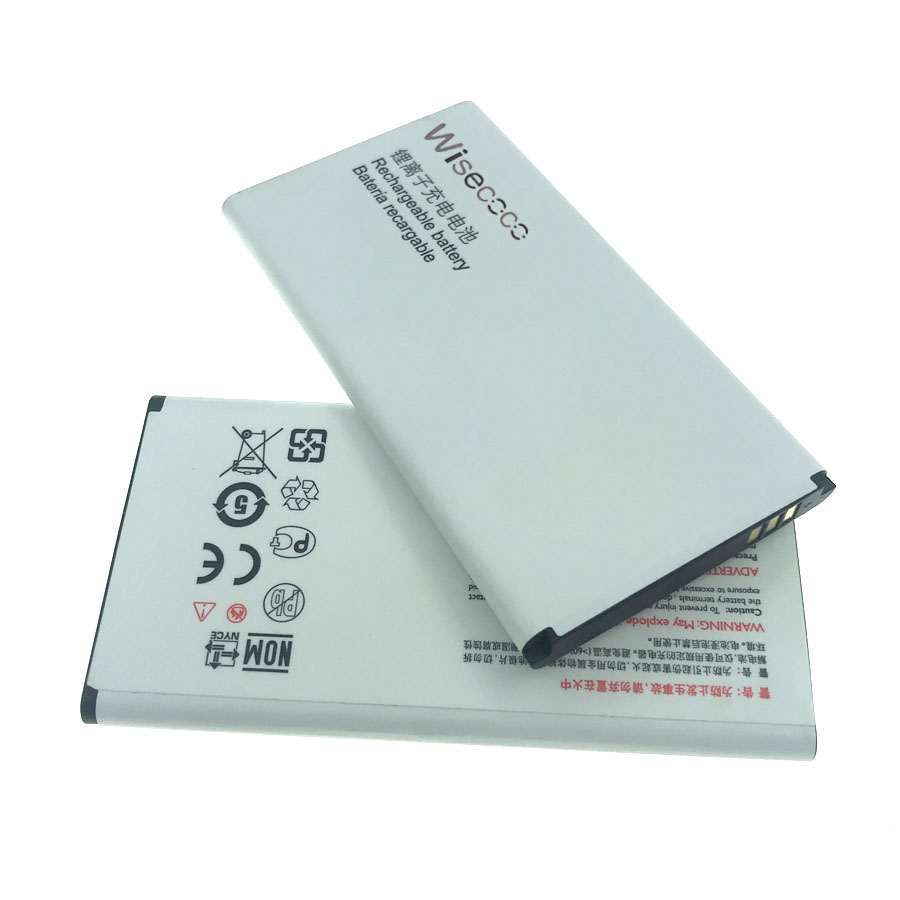 Wisecoco In Stock New 3160mAh Battery For Philips E570 Cellphone AB3160AWMT Battery +Tracking Number