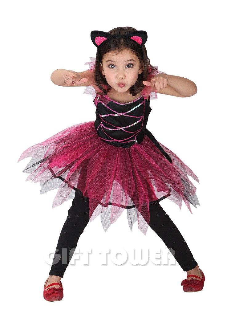 Compra disfraces de halloween chica gato negro online al - Disfraces el gato negro ...
