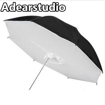 Studio Réfléchissant Photo Parapluie Softbox Lampe Parapluie 110 cm Portrait Studio Équipement Adearstudio CD50