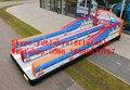 2016 nuevos directos de Fábrica de juegos Inflables, Inflables rally competición, rally competición KYG-66