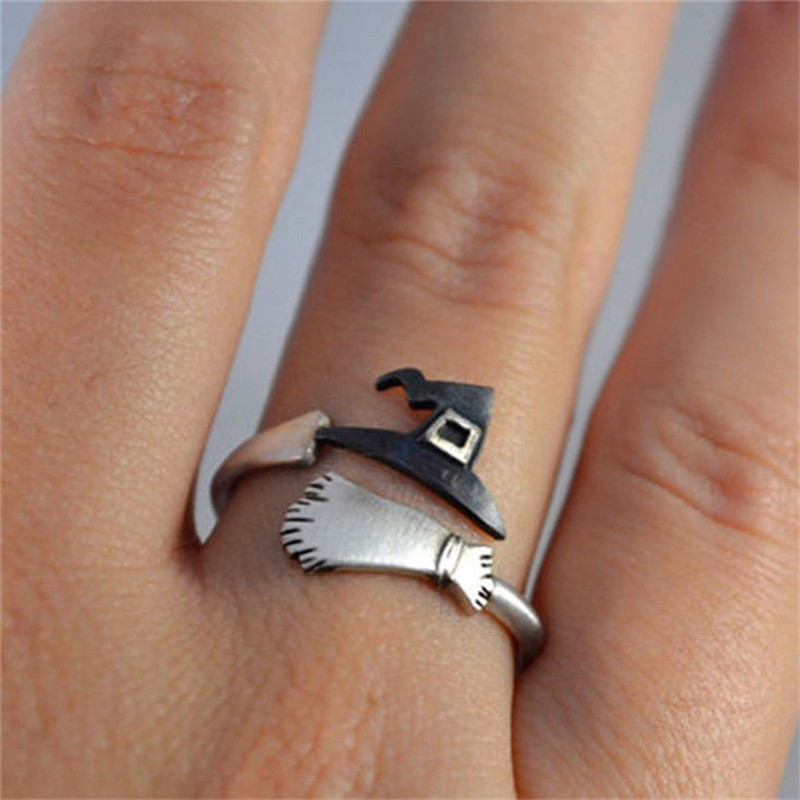 Witch Wrap Ring