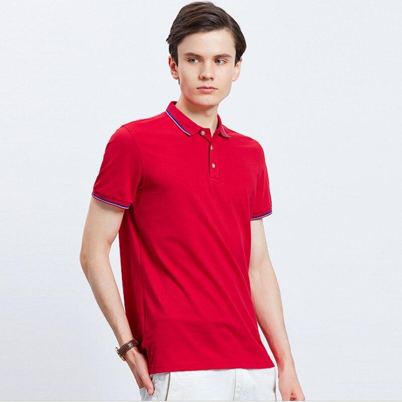 Ausdrucksvoll 2019 Neue Polo-shirt Männer Baumwolle Top Tees Slim Fit Sommer Einfarbig Kurzarm Pendeln Casual Für Mann Und Frau Paar Tragen Mutter & Kinder