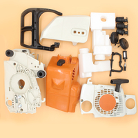 Crankcase Starter Top Cylinder Air Filter Cover Chain Brake Handle Annular Buffer Kit For STIHL MS180 MS170 018 017 Chainsaw