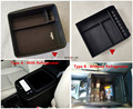 1pc Car Central Armrest Box Storage Container Organizer Holder Case Tray For Toyota Land Cruiser Prado FJ120 2004-2009