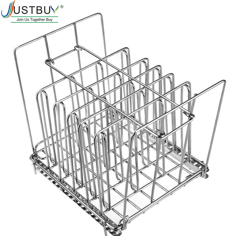 Stainless Steel Sous Vide Rack for Most 11L Sous Vide Cooker Containers Detachable Dividers Separator for Immersion CirculatorsStainless Steel Sous Vide Rack for Most 11L Sous Vide Cooker Containers Detachable Dividers Separator for Immersion Circulators