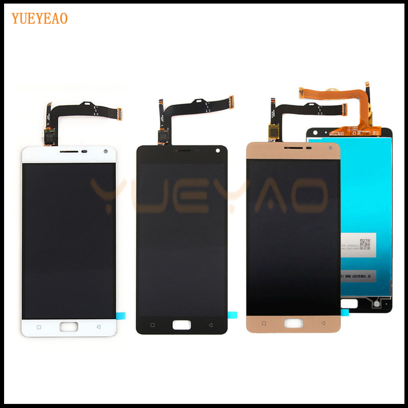 LCD Screen Digitizer LCD Display For Lenovo Vibe P1 LCD Screen Display Touch Digitizer Screen Assembly For Lenovo P1 LCD pl50 lcd