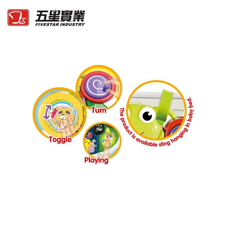 Jouets FS 1 PC 35811 grenouille-piano jouets musicaux développementaux pour enfants instrument de musique pour enfant en bas âge bébé enfants piano éducatif - 4