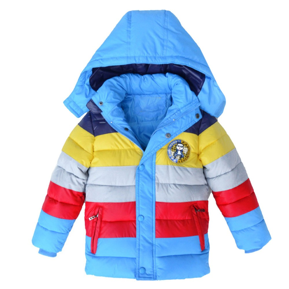c8199b959 Detail Feedback Questions about Kids Coat Boys Girls Thick Coat ...