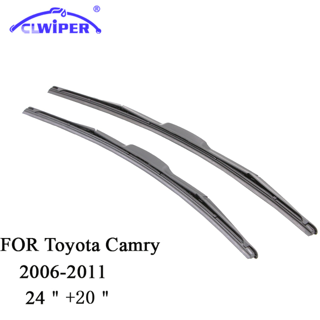 Clwiper Wiper Blades For Toyota Camry 2006 2017 2007 2008 2009 2010 Car