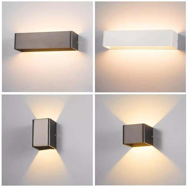 LED Wandleuchten 5 Watt 10 Watt 15 Watt AC85-265V Moderne Einfache ...