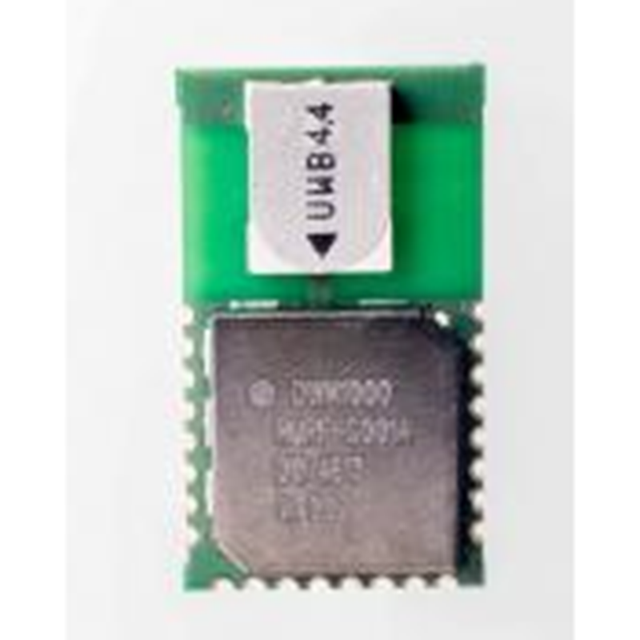 ScenSor DWM1000 Module is an IEEE802.15.4-2011 UWB compliant wireless transceiver module based on DecaWave's DW1000 IC