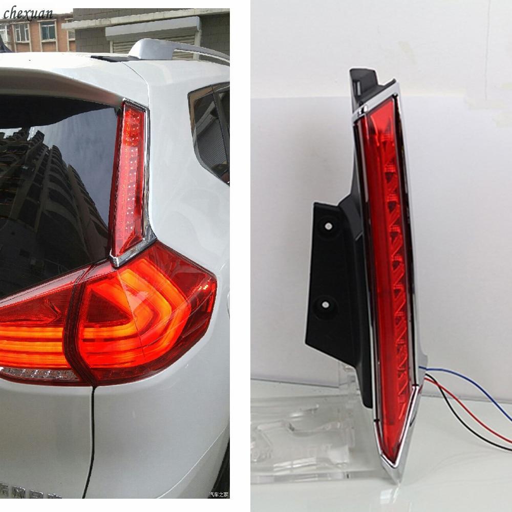 2 個 LED リアライトブレーキランプバックフォグライト警告リフレクター日産 Xtrail エクストレイル 2014 2015 2016 2017 2018 2019  グループ上の 自動車 &バイク からの カーライトの組み立て の中 1